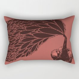 The elephant in the room Rectangular Pillow