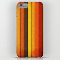 Vertical Grunge Slim Case iPhone 6s Plus