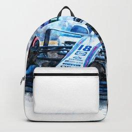Lance Stroll, Formula 1 Backpack
