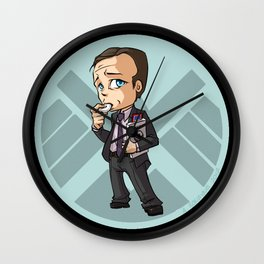 Agent Phil Coulson Wall Clock