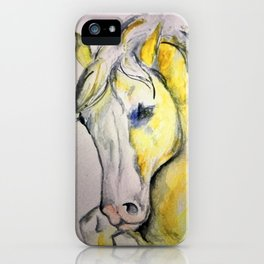 Stay Golden Pony iPhone Case