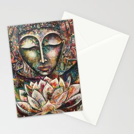 Creative Goddess from Gathering of the Creatives Stationery Cards