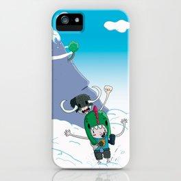 Tiny Giants iPhone Case