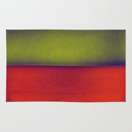 gradient horizon Rug