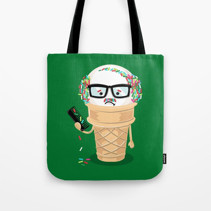 Ice Cream Coneover (Holiday Edition) Tote Bag
