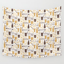 For beer lovers Wall Tapestry