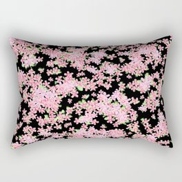Cherry Blossom Digital Painting 2.0 Rectangular Pillow