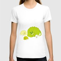 mother of dragons T-shirts featuring dragons by lisenok