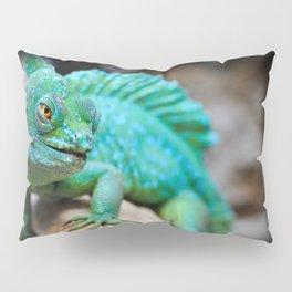 Gecko Reptile Photography Pillow Sham