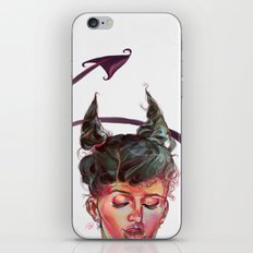 Not Your Kind Of People iPhone & iPod Skin