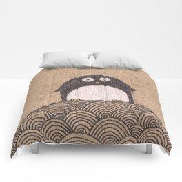 Chief Squeaker Comforters
