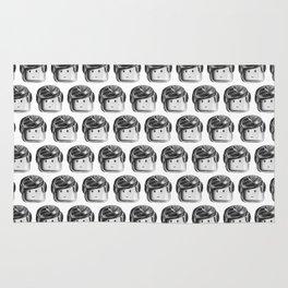 Minifigure Pattern Rug