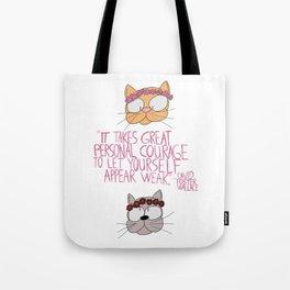 Infinite Cats Tote Bag