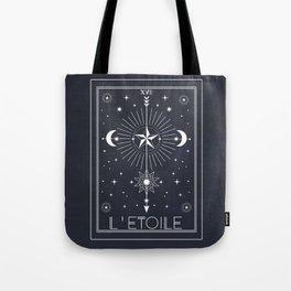 L'Etoile or The Star Tarot Tote Bag