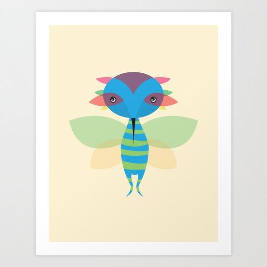 Fairy Art Print