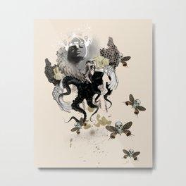 Lust of an Angel Metal Print