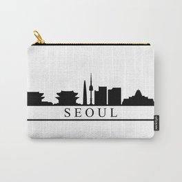 seoul skyline Carry-All Pouch
