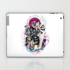 Diamonds are a girls best friend Laptop & iPad Skin