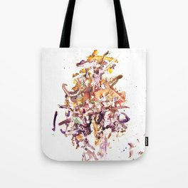 Miss the mark Tote Bag