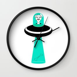 Woof, Woof! Wall Clock