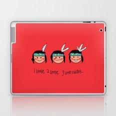 Red Indian Laptop & iPad Skin