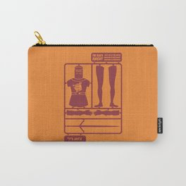 The Black Knight Carry-All Pouch