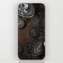 Septims! iPhone Skin