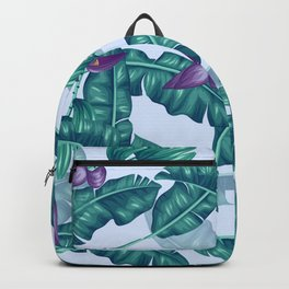tropical flower Backpack