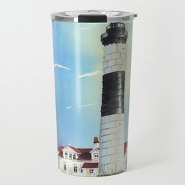 Big Sable Point Lighthouse Travel Mug