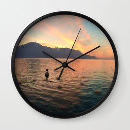 Montreux Wall Clock