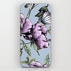 Summer Rose Garden iPhone & iPod Skin