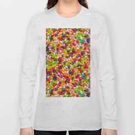 Gourmet Jelly Bean Pattern  Long Sleeve T-shirt