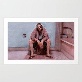 The Big Lebowski - Loser Art Print