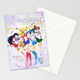 Sailor Moon 25th Stationery Cards