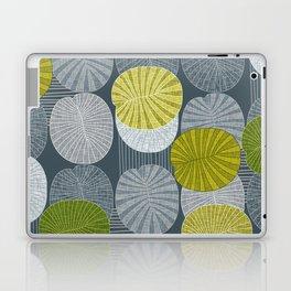 Dickinsonia Lime Laptop & iPad Skin