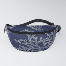 Fungus And Lichen Chart Fanny Pack