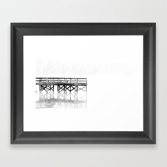 This Morning is My Own Framed Art Print