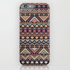 indians versus aliens (variant 2) iPhone 6s Slim Case