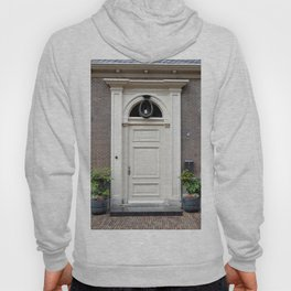 White church door Hoody