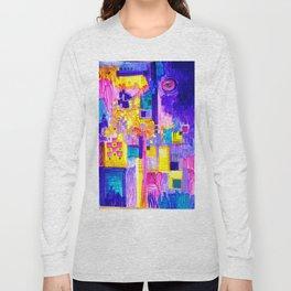 abstract #302 Long Sleeve T-shirt