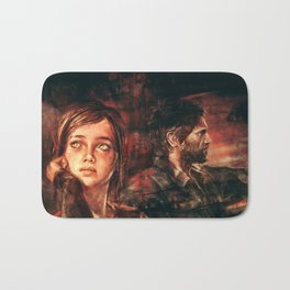 The Road Less Traveled Bath Mat