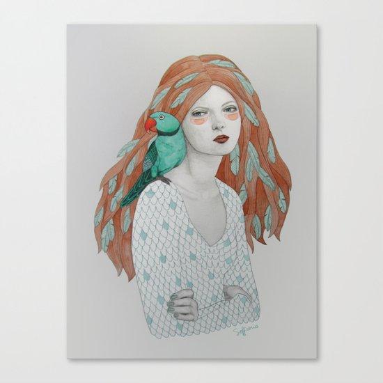 Ava Canvas Print