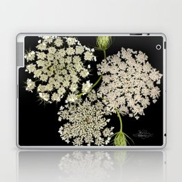 Queen Ann's Lace, Scenography Laptop & iPad Skin