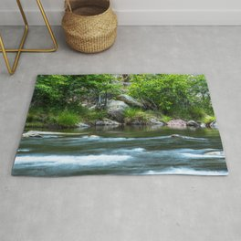 Photos California USA Kern River Nature stone Rivers river Stones Rug