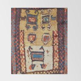 Zakatale Central Caucasus Sleeping Rug Print Throw Blanket