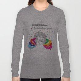 La Vida Es Un Carnaval Long Sleeve T-shirt
