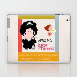Bacon at Tiffany's Laptop & iPad Skin