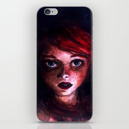 Ginger iPhone Skin