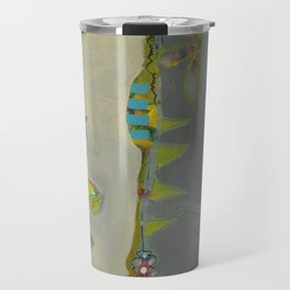 Bee Sunny Travel Mug
