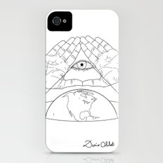 Annuit oeptis Slim Case iPhone (4, 4s)